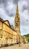 St John the Evangelist church in Bath Royalty Free Stock Photography