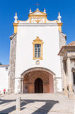 St. John the Evangelist Church in Evora Stock Photo