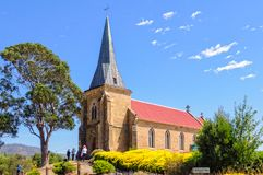 St John the Evangelist Roman Catholic Church - Richmond Royalty Free Stock Images