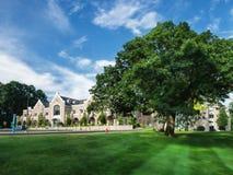 St. John Fisher campus stock photo