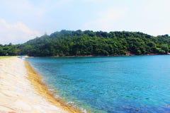 St John Island à Singapour Photo stock