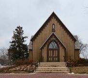 St John kerk Stock Afbeelding