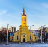 St John kościół, Tallinn, Estonia Obrazy Royalty Free