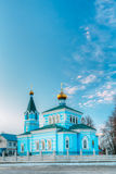 St. John the Korma convent - church in Korma, Belarus. Famous Or Royalty Free Stock Photo
