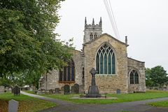 St John l'église 5, Wadworth, Doncaster, South Yorkshire du ` s de baptistes photo stock