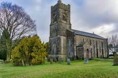 St John la chiesa dell'evangelista s, Grayrigg Fotografia Stock Libera da Diritti
