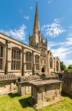 St John la iglesia baptista, Burford Foto de archivo libre de regalías