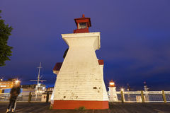 St John latarnie morskie Obraz Stock