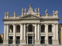 St. John Lateran Basilica in Rome Royalty Free Stock Photography