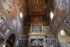 St John Lateran a Roma fotografia stock