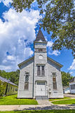 St John Lutheran Church in Lake Charles Royalty Free Stock Image