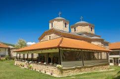 St John - monastero di Slepce, Demir Hisar, Macedonia Fotografia Stock Libera da Diritti