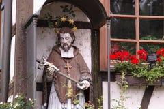 St John Nepomuk Obraz Stock