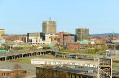 St John New Brunswick, Kanada Arkivbild