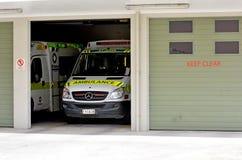 St John New Zealand - premiers secours Photos libres de droits