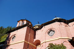 St John Rila monaster, Rila góry, Bułgaria Obraz Royalty Free