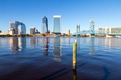 St John Rivier in Florida stock foto's