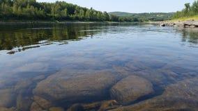 St John rzeka Fotografia Royalty Free