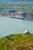 St. Johns, Newfoundland royalty free stock image