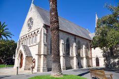 St. John's Anglican Church, Fremantle, Western Australia royalty free stock photos