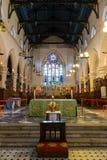 St. John's Cathedral in Hong Kong Royalty Free Stock Photos