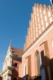 St John's Cathedral, Warsaw, Poland Royalty Free Stock Photos