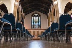 St John's Church hall Stock Photos