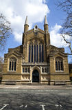St. John's Church Hyde Park in London Stock Photography