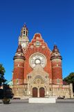 St. John's Church, Malmo Stock Image