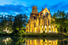 St John's Church Stuttgart, Germany Royalty Free Stock Photo