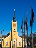 St. John's Church. Tallinn Royalty Free Stock Photography