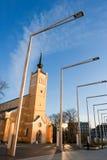 St. John's church. Tallinn, Estonia Stock Photo