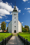 St. John's Church. In Viljandi, Estonia Stock Image