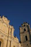 St John's Church in Vilnius University Stock Image