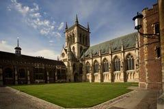 St John's College. In Cambridge Royalty Free Stock Photo