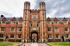 St. John's College, Cambridge University. This picture shows St. Johns College, a part of the University of Cambridge in England Stock Images