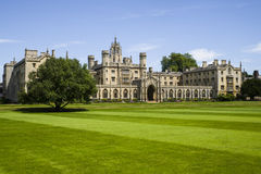 St. John's College in Cambridge. A view of the historic St. John's College in Cambridge, UK Stock Photo