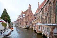 St John's Hospital, Bruges, Belgium Royalty Free Stock Images