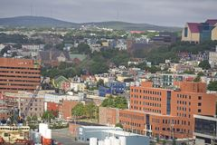 St. John's, Newfoundland Stock Photo