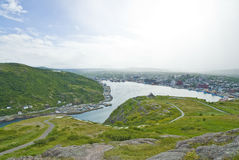 St. John's Newfoundland Royalty Free Stock Images
