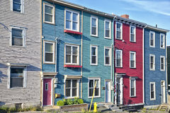 St. John's, Newfoundland Houses Stock Photos
