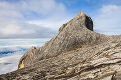 St John's peak Kinabalu mount Royalty Free Stock Image
