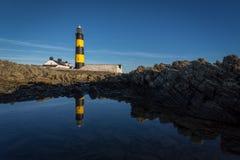 St. John's Point Lighthouse, Ireland royalty free stock photos