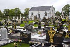 St John`s Roman Catholic church Magherafelt Northern Ireland royalty free stock photography