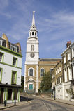 St John's Square, Clerkenwell Royalty Free Stock Images