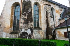 St John ` s Sveta Jana Kościelny baznica zdjęcie royalty free