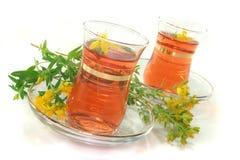 St. John's tea Stock Photos