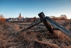 St. John the Theologian monastery near Ruazan, Russia Royalty Free Stock Image