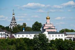 St John the Theologian Monastery Royalty Free Stock Photo
