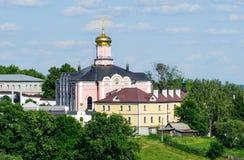 St John the Theologian Monastery Stock Image